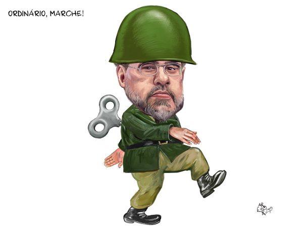Em 2018, Toffoli prometeu a Villas Bôas que STF manteria Lula fora das  eleições – Em Cima da Notícia